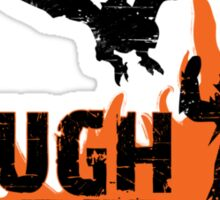 Tough Hunter Sticker