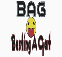 •·♥BAG:Busting A Gut Funny Chatting Acronyms Clothing & Stickers♥·• by Fantabulous