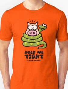 Hold me tight - KINO the pig vs snake T-Shirt