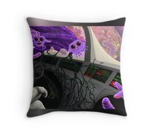 Journey's End? Throw Pillow