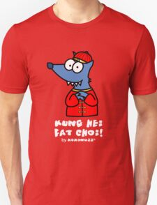 Chinese New Year Luppo Lai si (Red pockets) T-Shirt