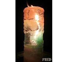 Fire from Ice Multicolor - FredPereiraStudios.com_Page_44 Photographic Print