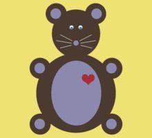 Mouse Love Kids Tee