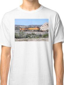 BNSF at Cajon Pass 9 Classic T-Shirt