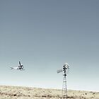 Dustoff downunder - Villenvue, QLD by John Medbury (LAZY J Studios)