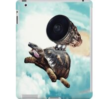 F*CK SLOW & STEADY! iPad Case/Skin