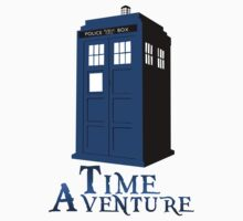 Time adventure DR WHO by Void-Manifest