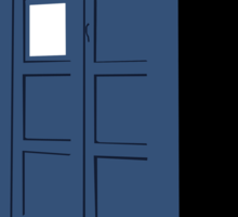 Time adventure DR WHO Sticker