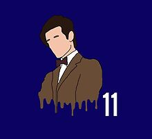 The 11th Doctor by theleafygirl
