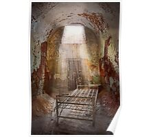 Jail - Eastern State Penitentiary - 50 years to life Poster