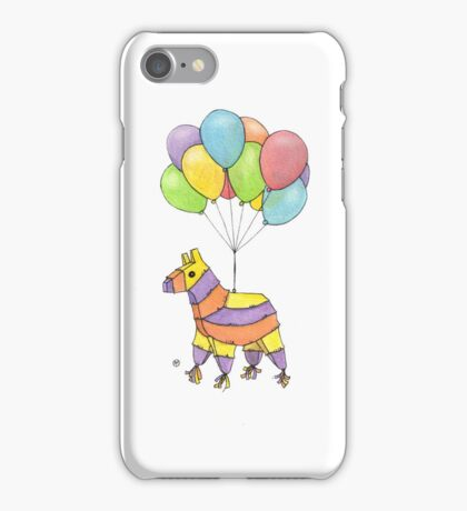 """""""Try and hit me now, suckers!"""" said Piñata.  iPhone Case/Skin"""