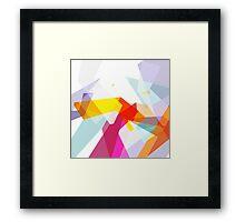 Geo 001 Framed Print