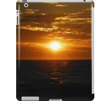 Simplistic Sunset iPad Case/Skin