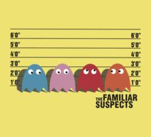The Familiar Suspects by james0scott