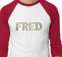 Copper and Chrome Animation - FredPereiraStudios.com_Page_01 Men's Baseball ¾ T-Shirt