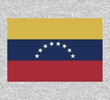 Venezuela Flag by cadellin