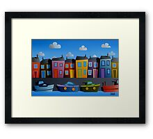 House Party 59 Framed Print