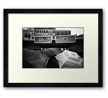 Ella Ella Eh Eh - Lomo Framed Print