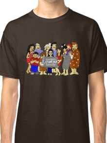 Modern (Stone Age) Family Classic T-Shirt