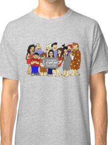 Modern (Stone Age) Family Classic T-Shirt