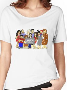 Modern (Stone Age) Family Women's Relaxed Fit T-Shirt