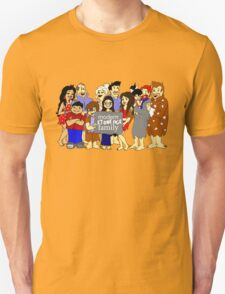 Modern (Stone Age) Family T-Shirt