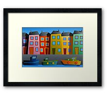 House Party 62 Framed Print