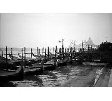 Go Going Gondola Photographic Print