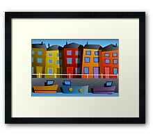 House Party 63 Framed Print