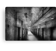 Jail - Eastern State Penitentiary - The forgotten ones  Canvas Print