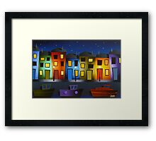 House Party 64 Framed Print