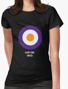 GFU Target Womens Fitted T-Shirt