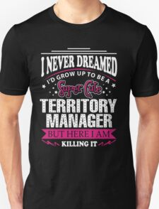 Territory Manager T-Shirt