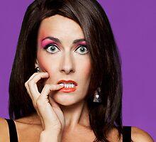 Laura Benanti as Candella by baylorlupone
