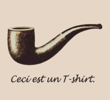 This is a T shirt  (French version) by BlueShift