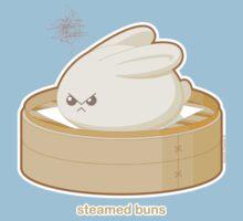 Steamed Buns by kimchikawaii