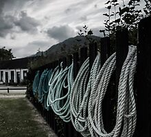 Lock Keeper's Ropes.  by Mbland