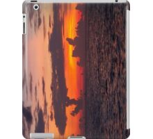Clouds In Colorful After Glow iPad Case/Skin