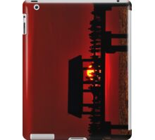 Crimson Sunset iPad Case/Skin