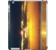 Golden Sunrise iPad Case/Skin
