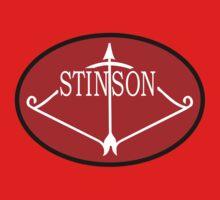 Stinson Aircraft Company Logo One Piece - Short Sleeve