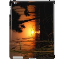 Grassy Sunset iPad Case/Skin