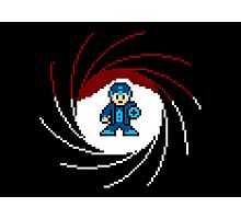 Double Oh Rockman Photographic Print