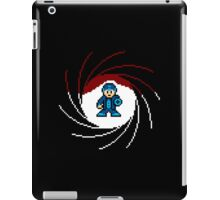 Double Oh Rockman iPad Case/Skin