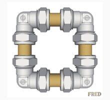 Copper and Chrome Animation - FredPereiraStudios.com_Page_03 One Piece - Short Sleeve