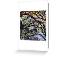 Remembered Untold Mystery Greeting Card