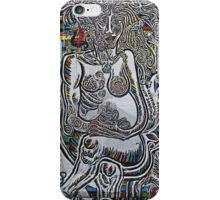 Wall-Art-027 iPhone Case/Skin