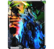 Miniature Waterfall iPad Case/Skin