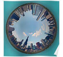 Ringworld Chicago Poster