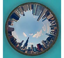 Ringworld Chicago Photographic Print